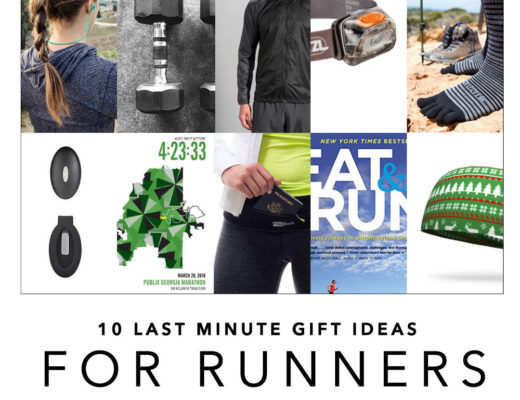10 last minute stocking stuff Ideas for the runners on your list