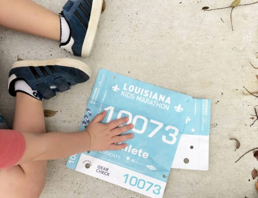 Louisiana kid's marathon